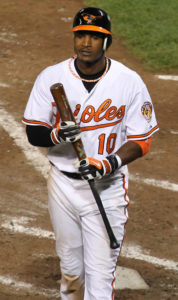 Adam Jones – Baltimore Orioles