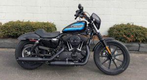 Harley's Iron 1200