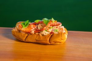 Safeco Field lobster roll.