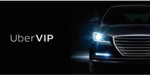 Living without a car made easier with Uber VIP.