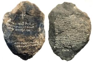The original Dare stones from Brenau University