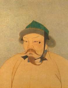 Genghis Kahn's son Ogedei