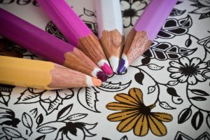 Art Therapy - New Found Joy in Coloring