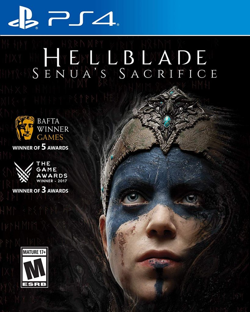 "In ""Hellblade,"" which is heavily-inspired by Norse and Celtic mythology, a Pict warrior named Senua journeys to Helheim to save her dead lover's soul."