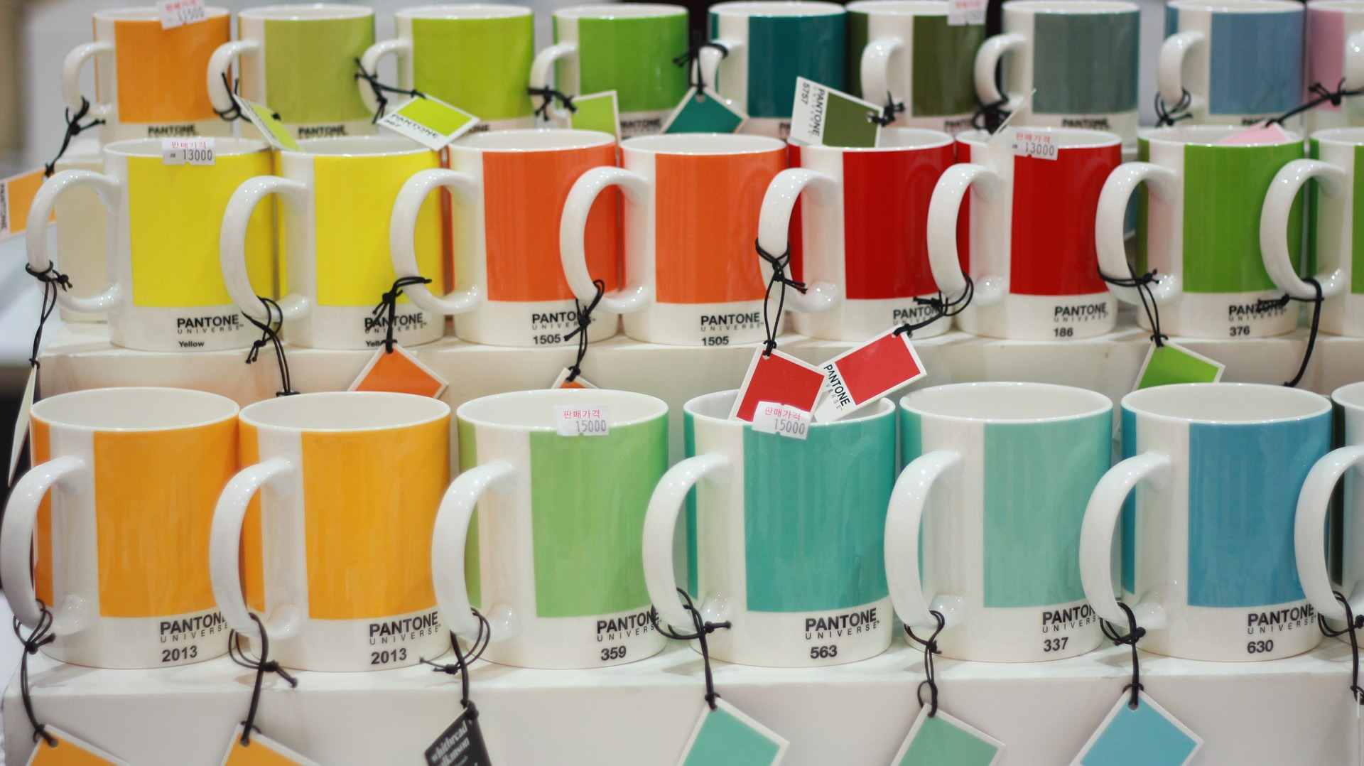 Other color systems exist, but none are as widely-known as Pantone.