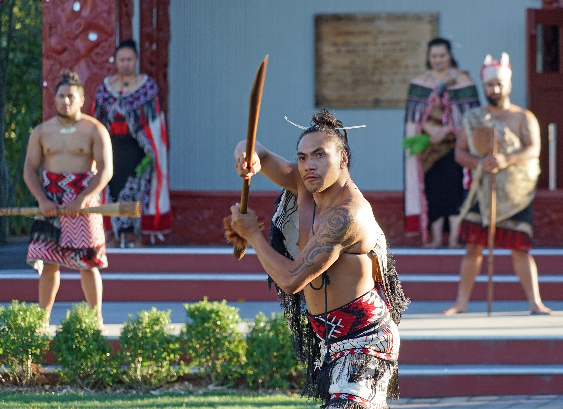 Learn about the local history and Maori culture.