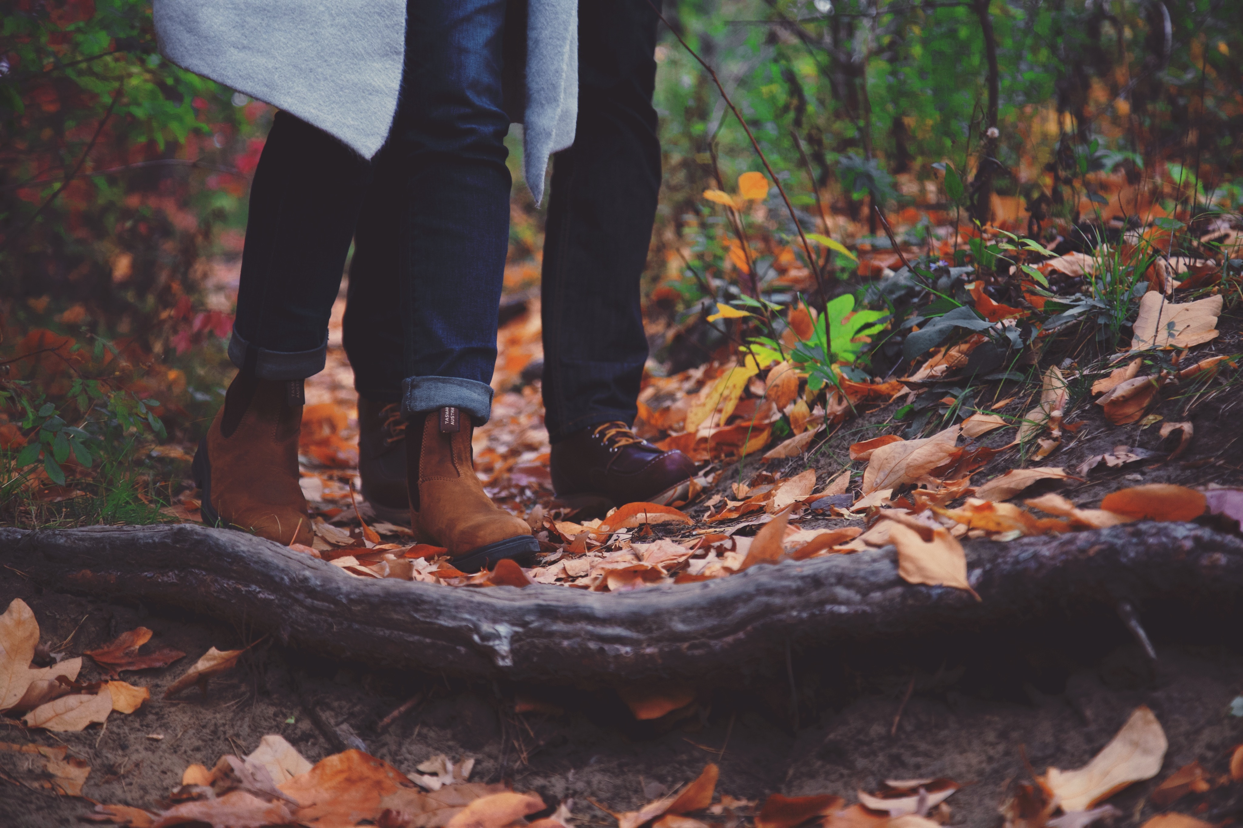Whether you get a lot of snow or not, boots are never a bad idea in the colder months.