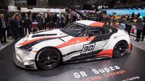 GR Supra Racing Concept