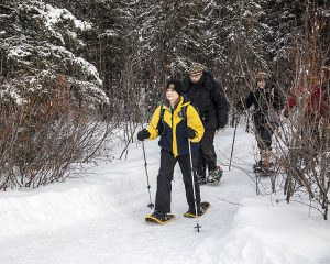 How to Survive the Winter Blues? Do Outside Activities with Family and Friends