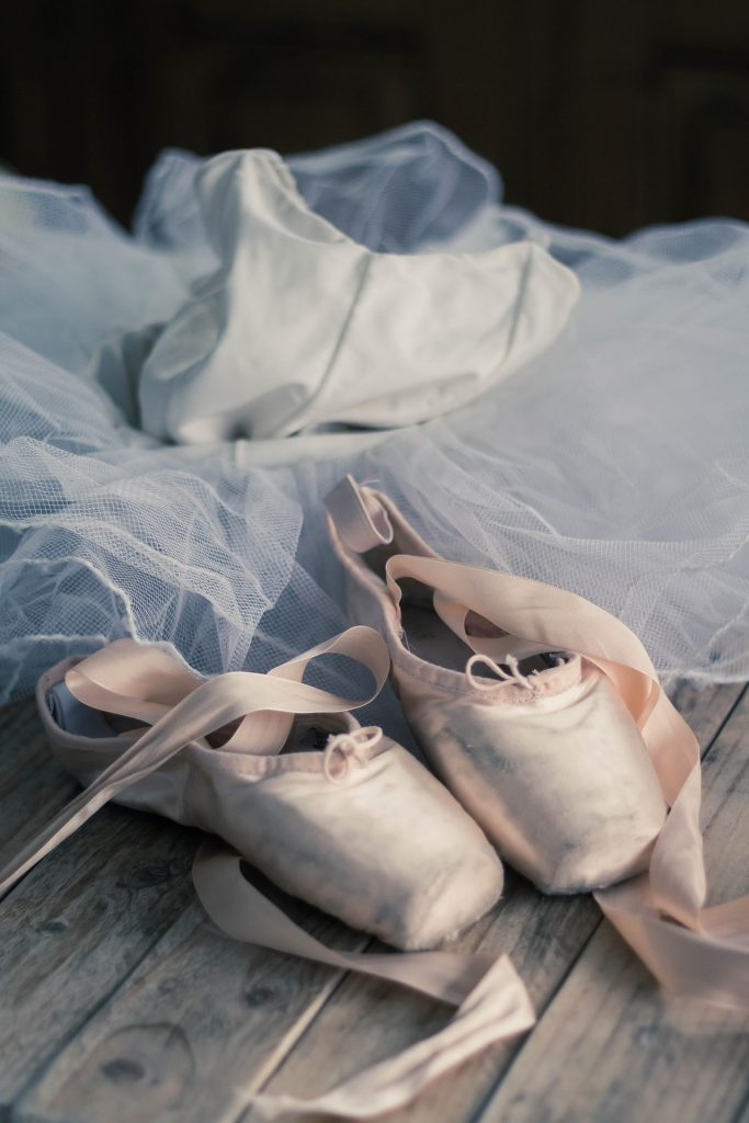 Anna Pavlova is said to have created the modern pointe shoe.