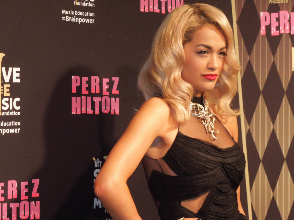 Rita Ora Agrees to Declare When Posting an Ad on Social Media