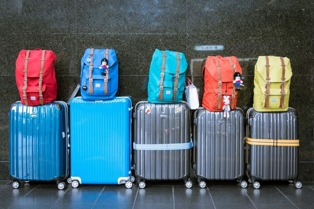 One of the most frustrating things that can happen when you're flying is the airline loses your luggage.