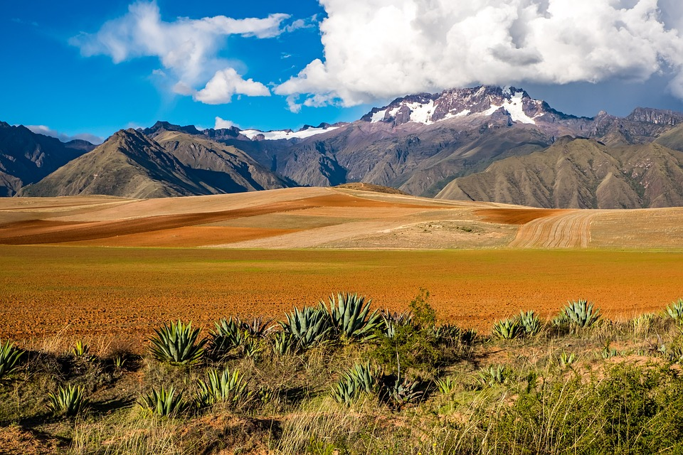 Recently, geophysicists used data collected from a massive earthquake in Bolivia to find mountains at the base of Earth's mantle zone which is located approximately 660 kilometers below us.