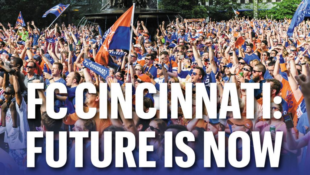 These fans believe FC Cincinnati will be successful in their first MLS season.