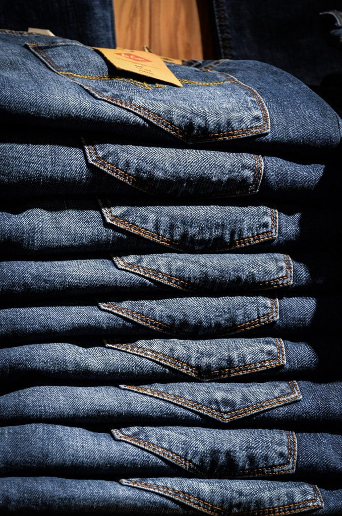 Everyone needs at least two good pairs of jeans - ideally one in black and one in dark blue. These can be dressed up or down, so they're great for both casual and semi-casual events. Finding the right fit can