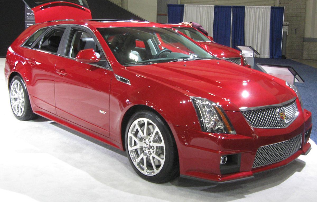 Cadillac CTS V-Wagon
