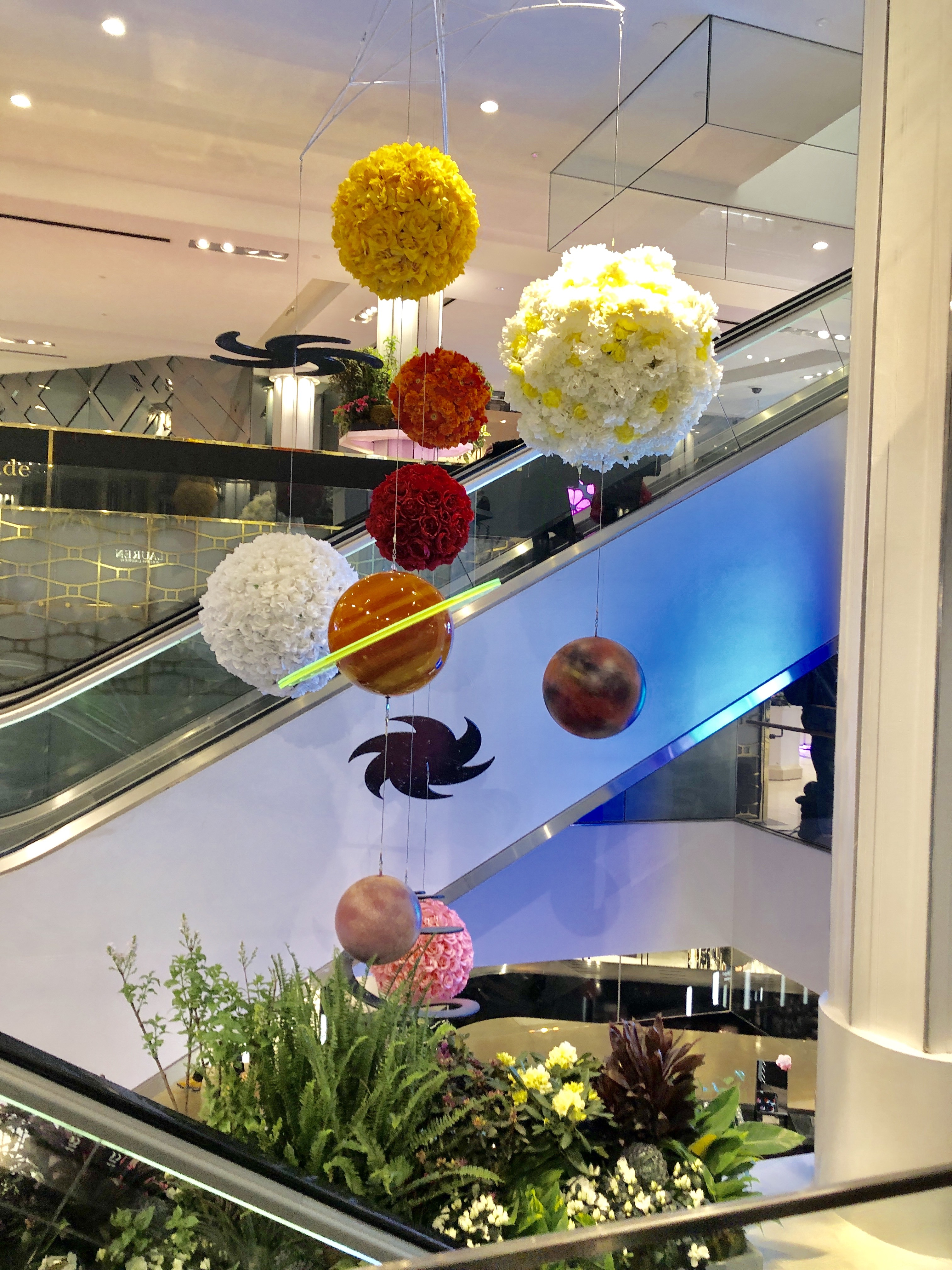 Macy's 2019 Flower Show: Journey to Paradisios, New York City (Photo:Ceara Rossetti/Gildshire)