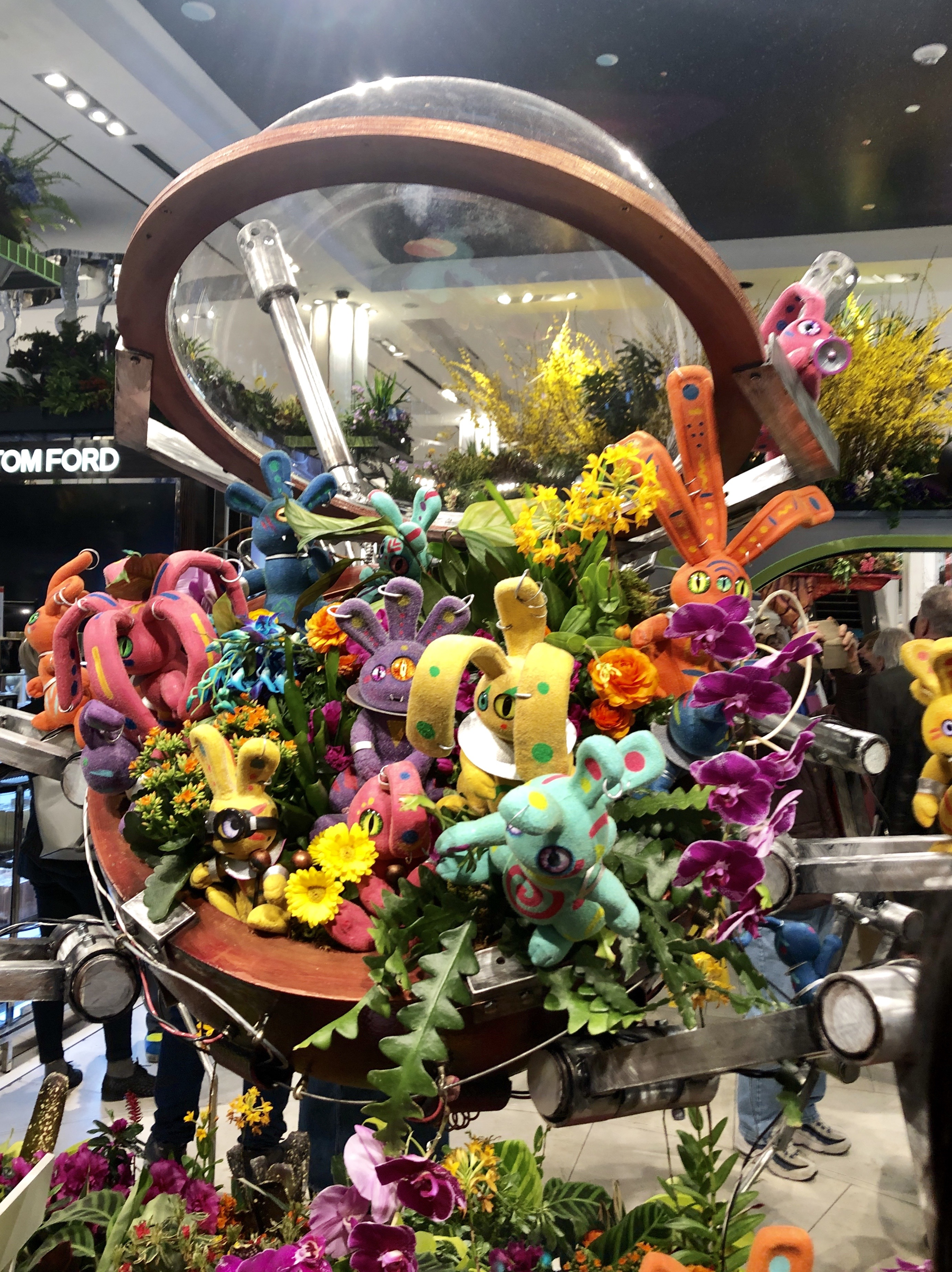 Macy's 2019 Flower Show: Journey to Paradisios (Photo: Ceara Rossetti/Gildshire)