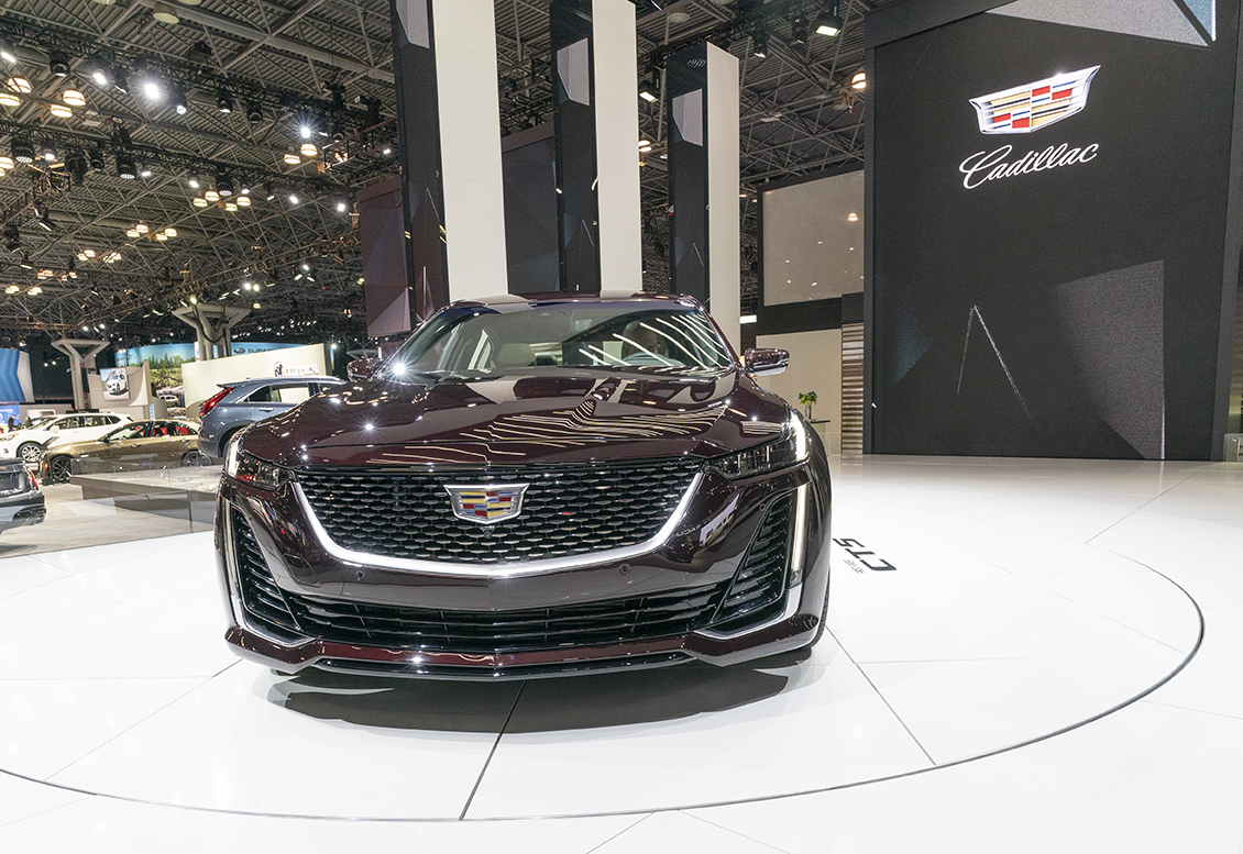 Cadillac High-Performance Sedans to Come Manual?