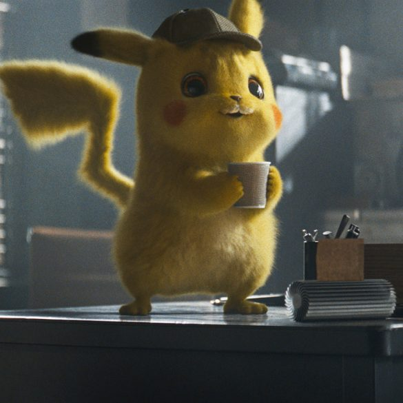 Detective Pikachu at your service in this Mother's Day weekend movie.
