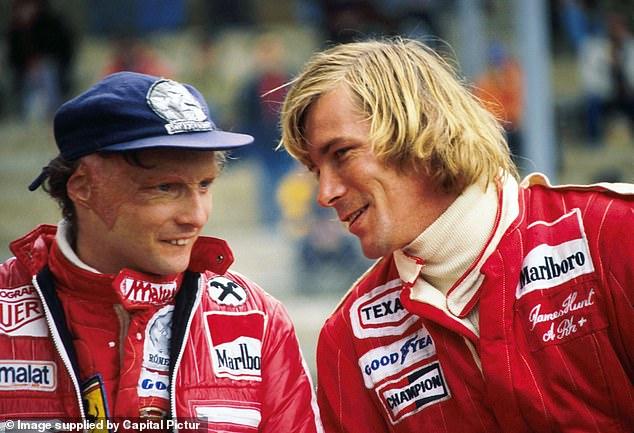 Niki Lauda rush movie