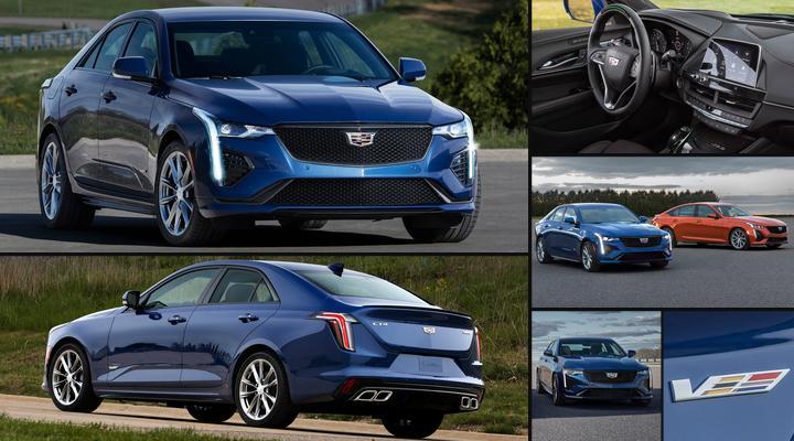 Flipboard: 2020 Cadillac CT5-V and CT4-V pump-up the V ...