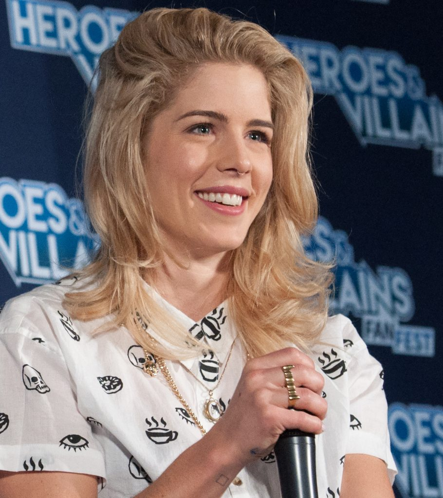 "Emily Bett Rickards co-stars in ""Funny Story,"" the movie of the fortnight for your Memorial Day weekend."