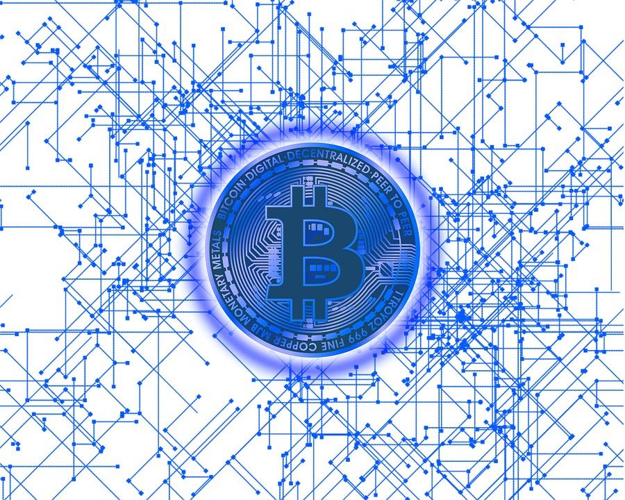 Bitcoin uses the blockchain model for any monetary transactions.