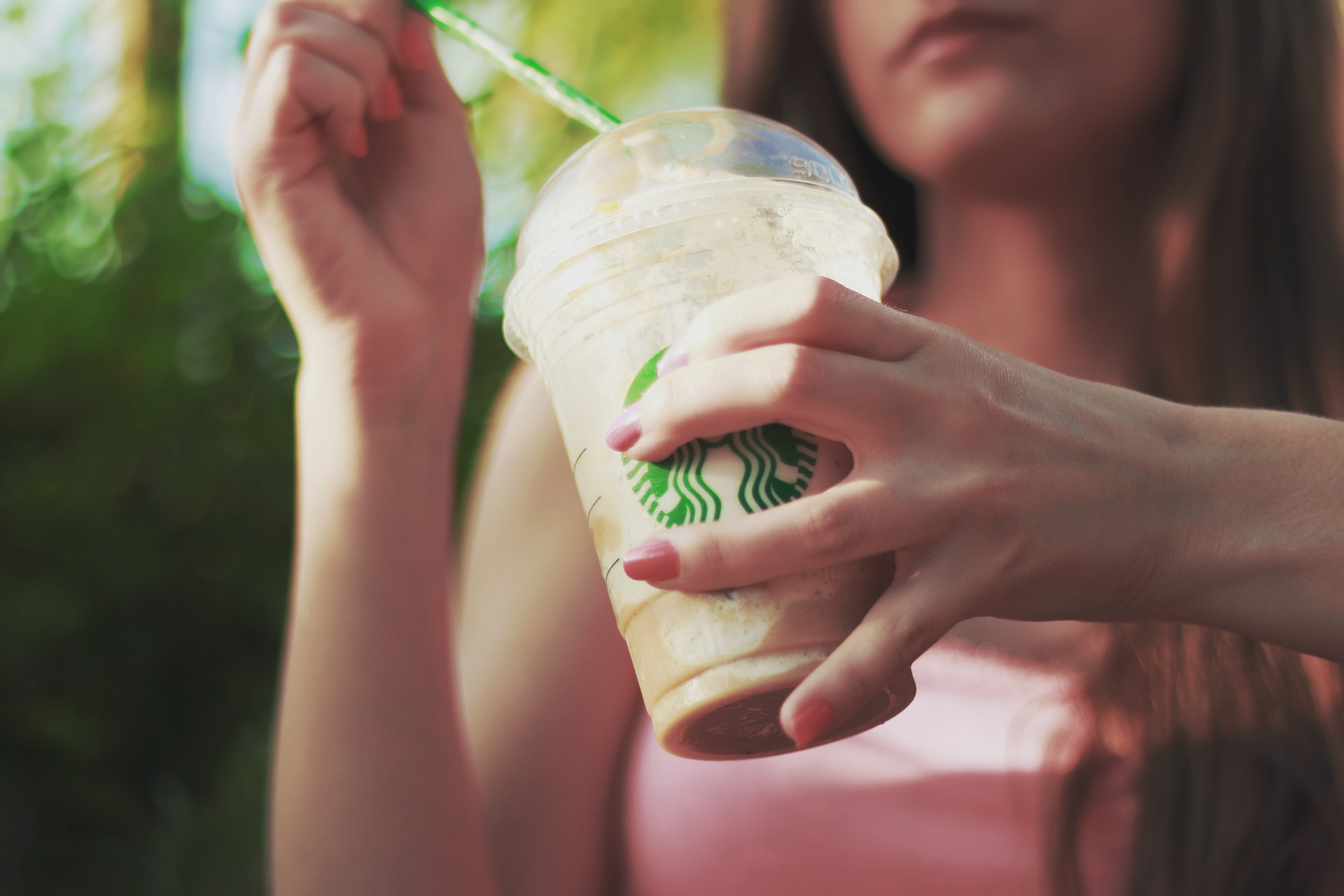 Starbucks recently brought back the much-loved s'mores frappuccino for the summer, along with new drinks like a mocha cookie crumble frappe.