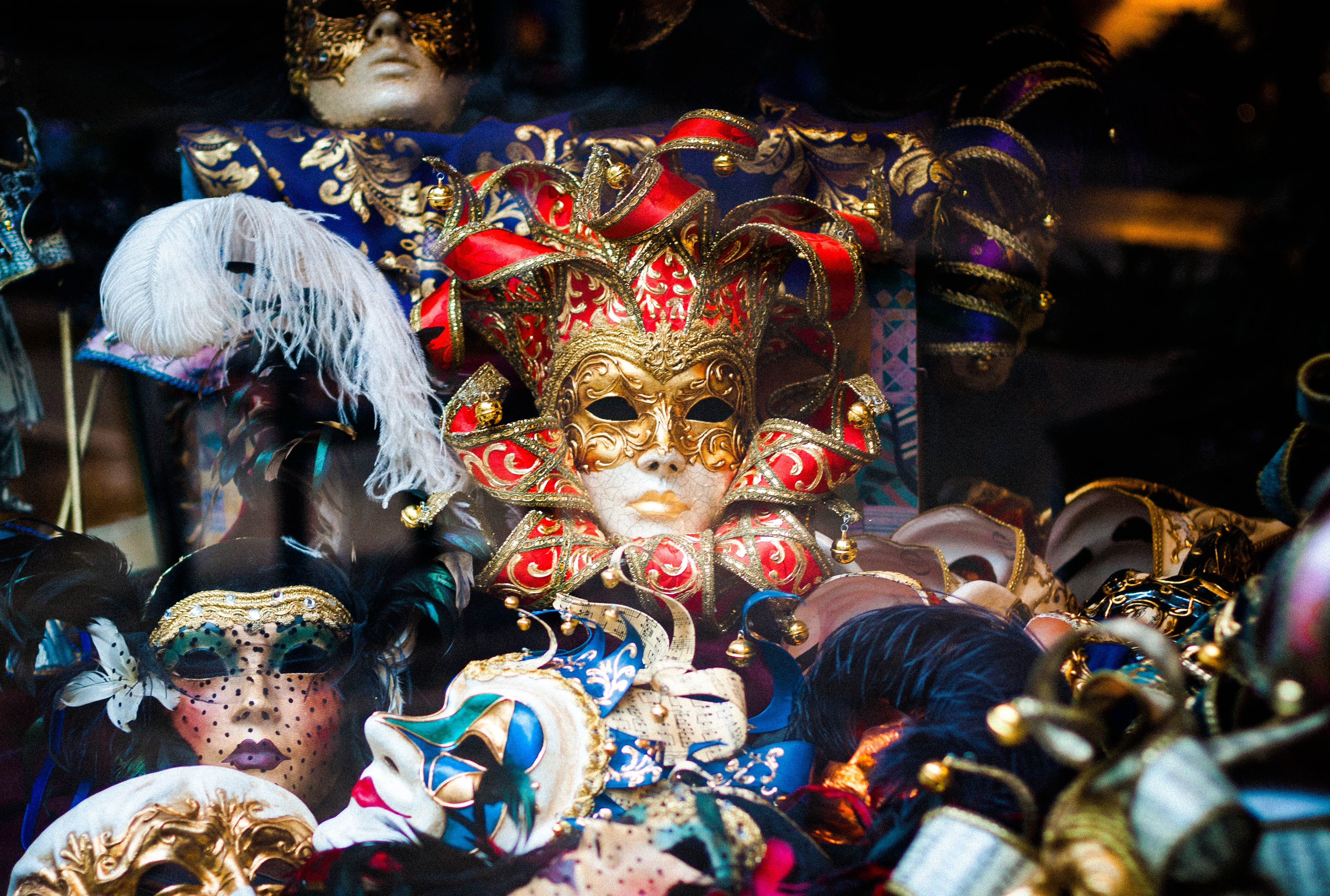 The Power, Celebration, and Protection of Masks Throughout History