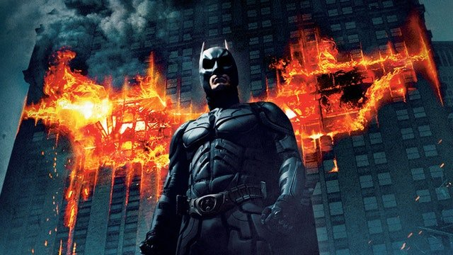 I'm...Batman! A worthy entrant in our nine best movie sequel list.