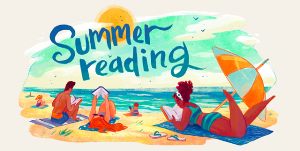 The best books for Summer 2019 are ready for you.