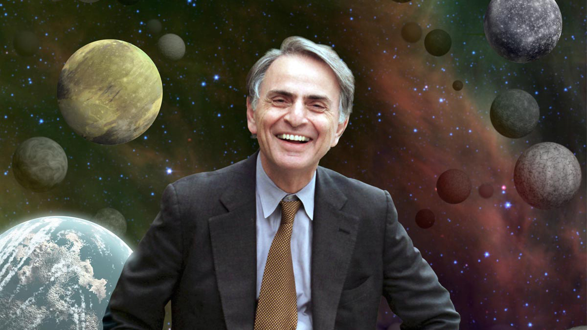 Carl Sagan Was Inspired by Science Fiction