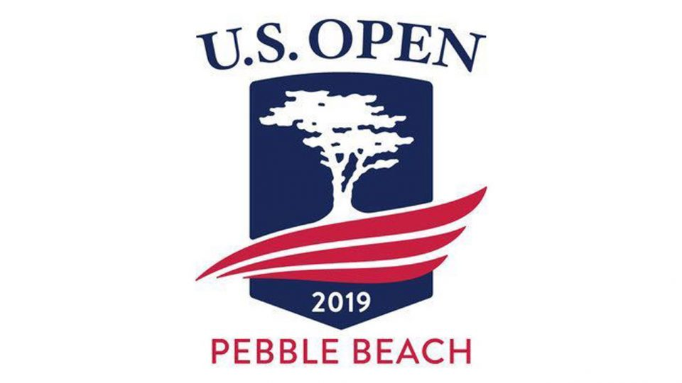 The 2019 U.S. Open logo