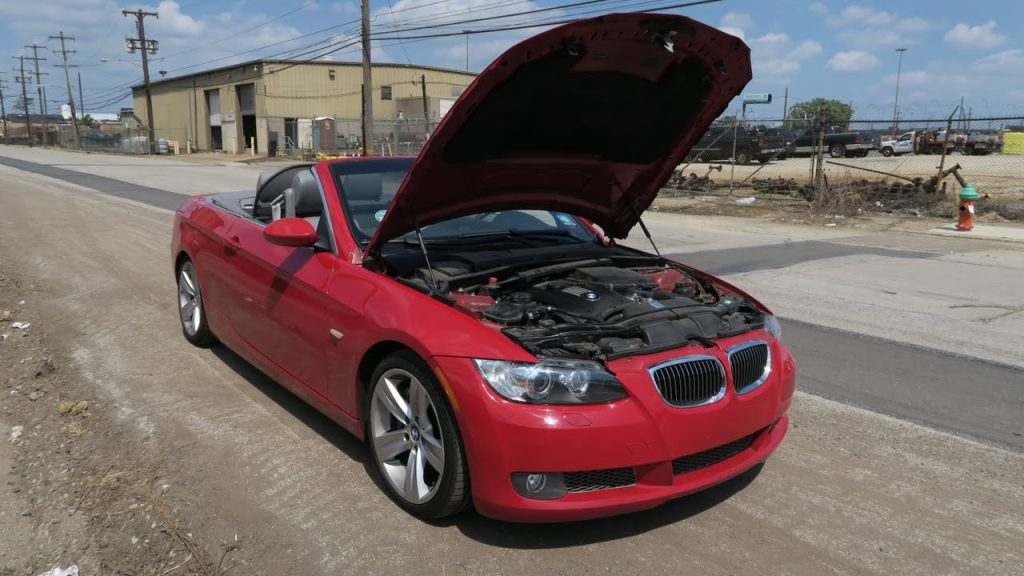 This BMW owner didn't anticipate being caught up in the rash of automotive recalls.