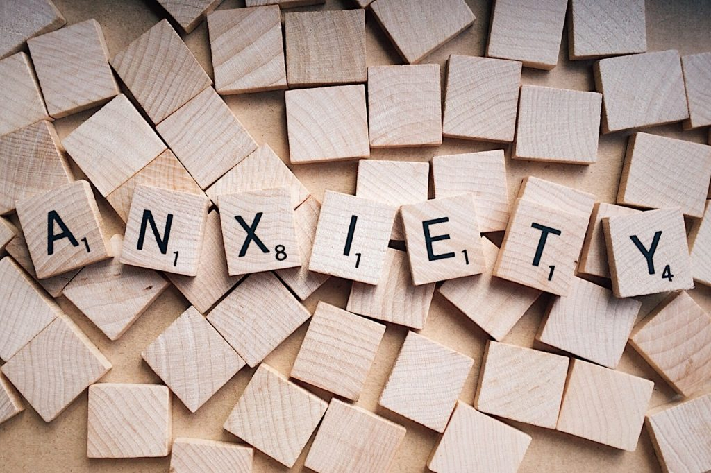 Anxiety is a mental illness that affects 40 million adults (people who are 18+) in the United States.