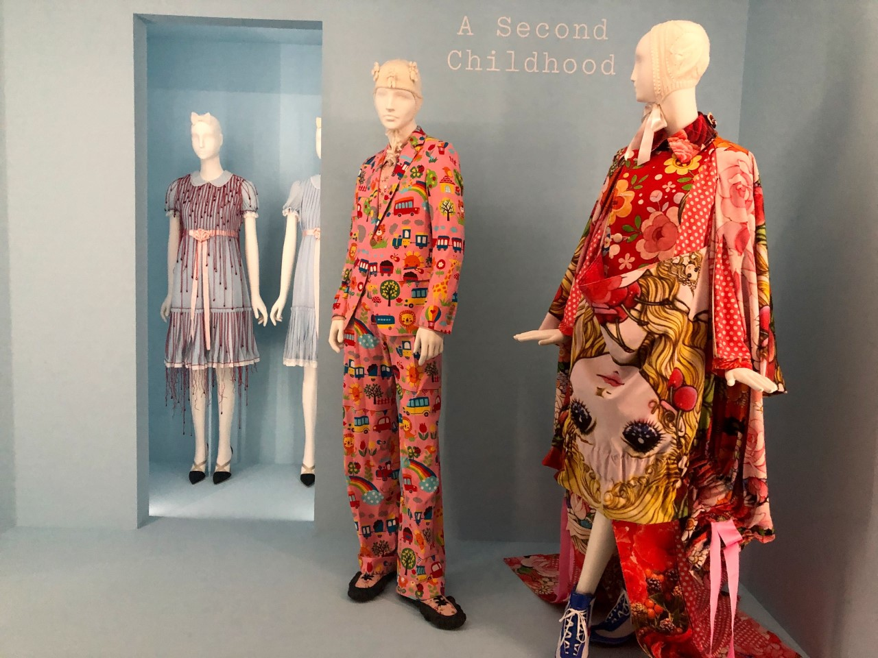 Camp: Notes on Fashion at the Metropolitan Museum of Art in New York City