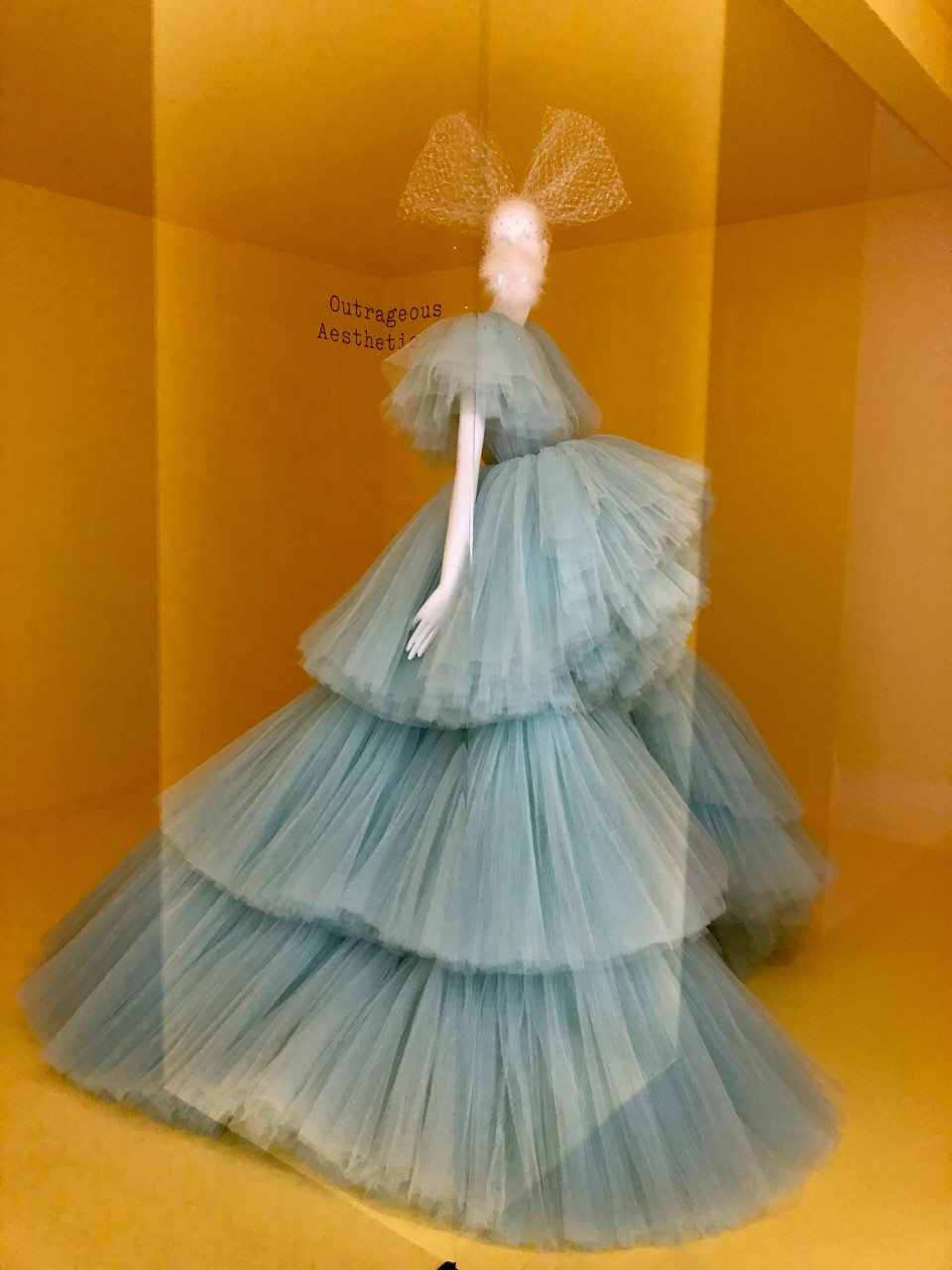The Metropolitan Museum of Art's exhibition, Camp: Notes on Fashion - Outrageous Aesthetics (Photo: Ceara Rossetti)