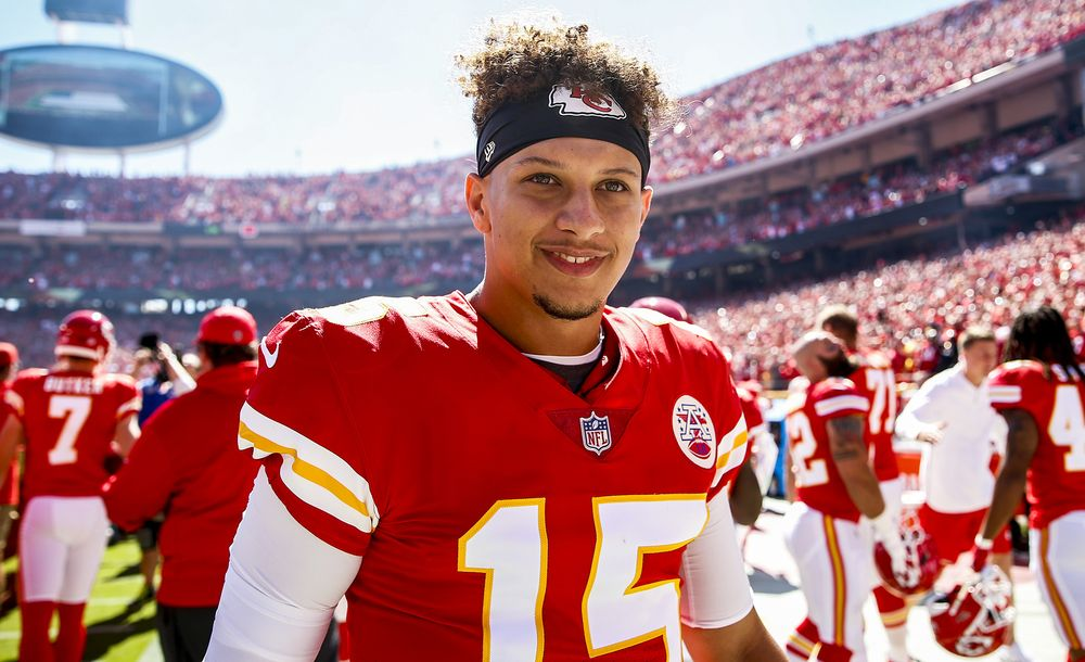 Young Patrick Mahomes was great in his sophomore season in the NFL. Does he have something better yet?