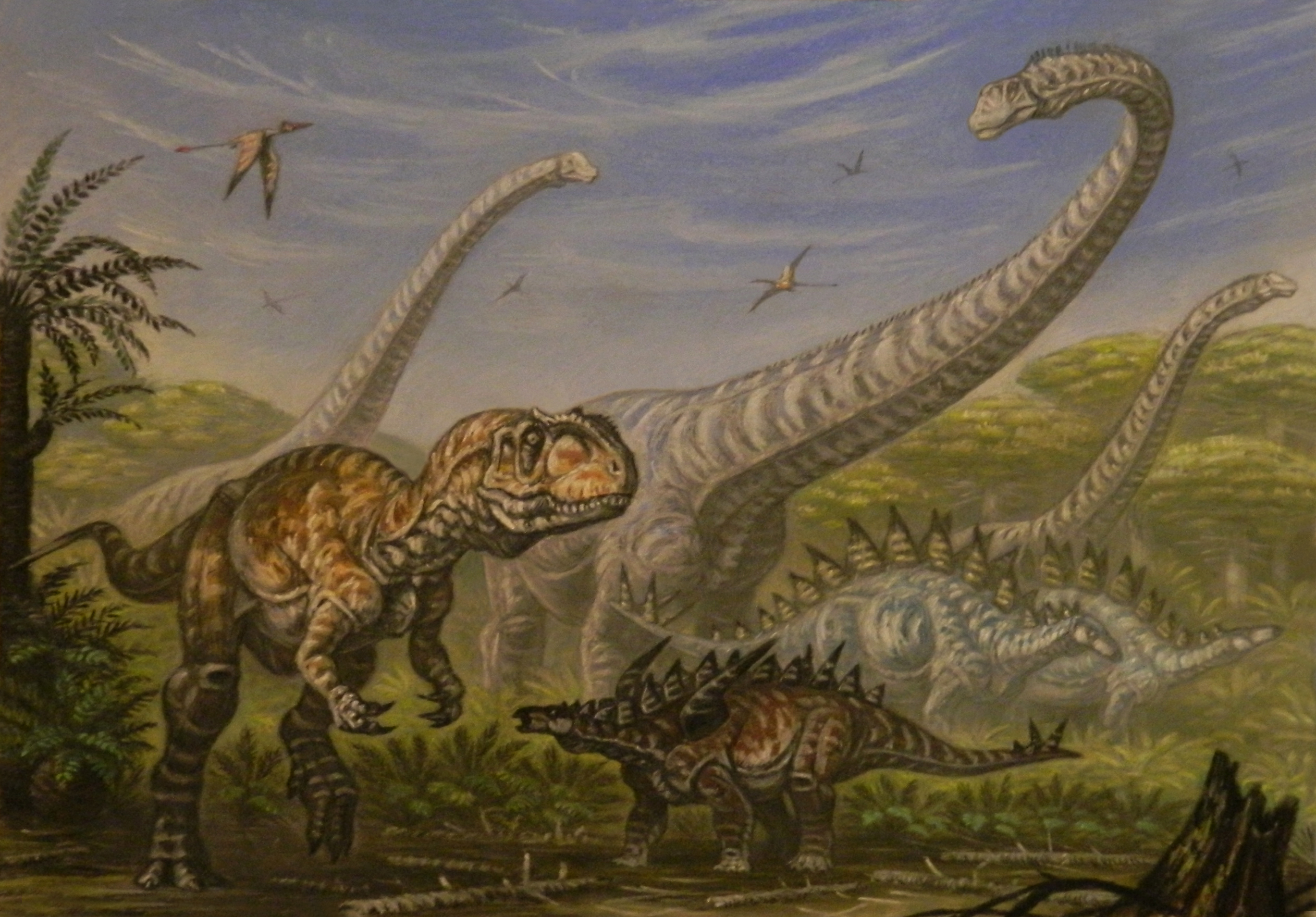 What are the Most Common Myths about Dinosaurs?