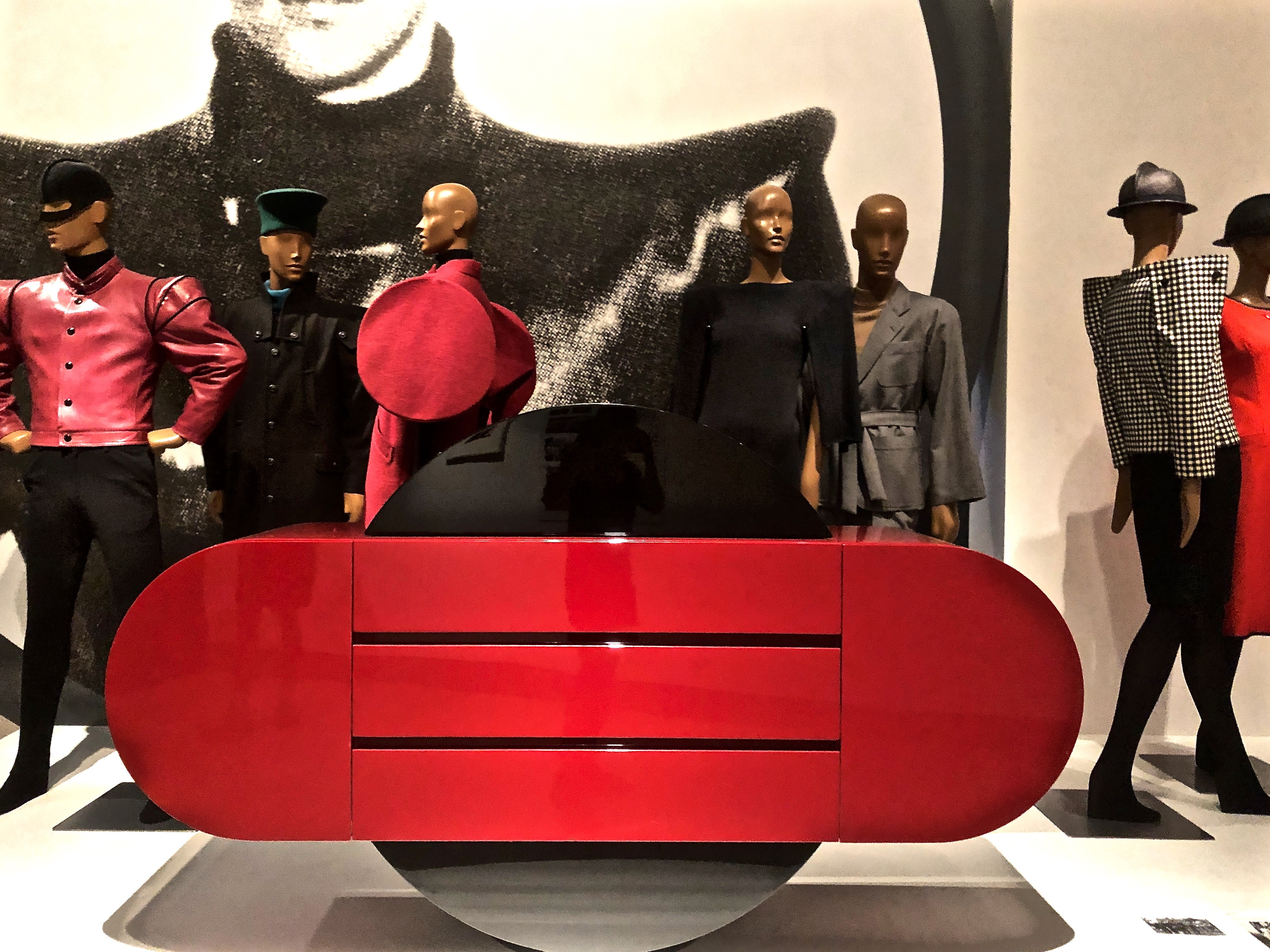 Pierre Cardin: Future Fashion at the Brooklyn Museum in New York