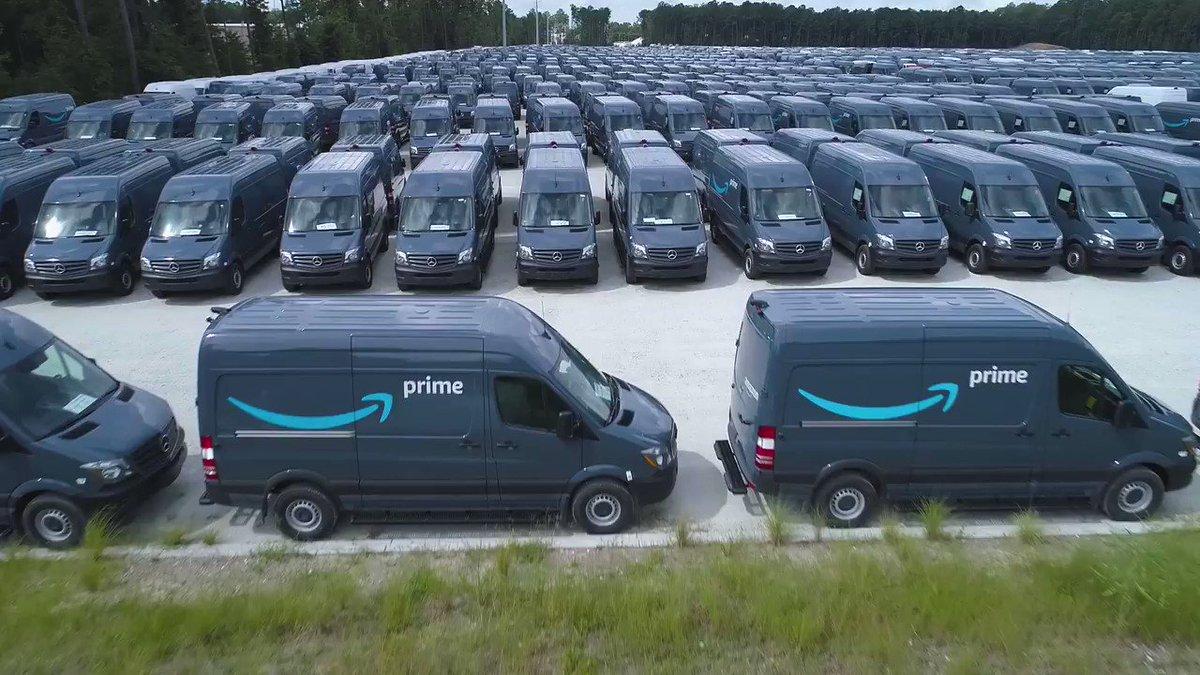 Amazon is Reaching Into the Automotive Market
