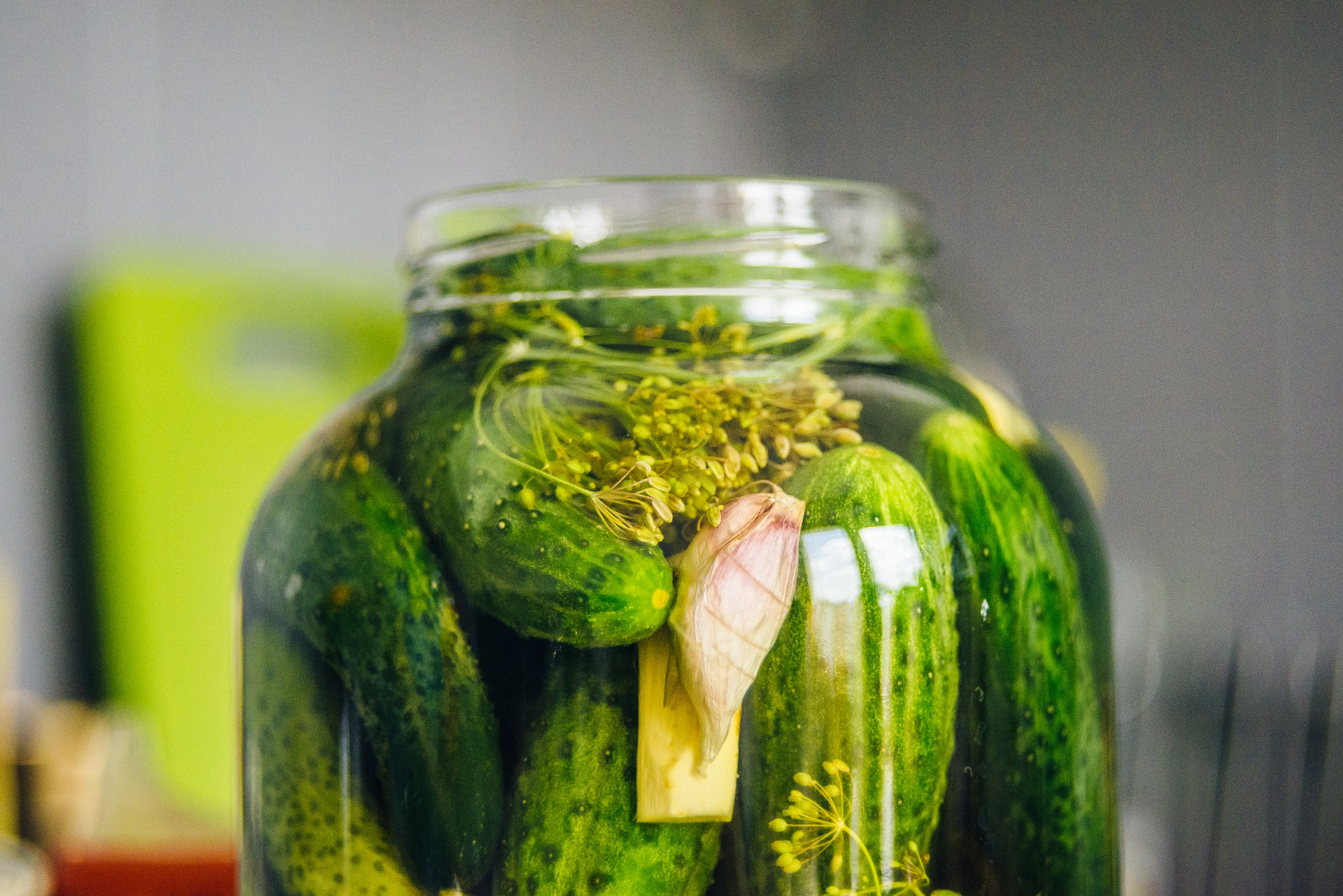 A History of Pickles