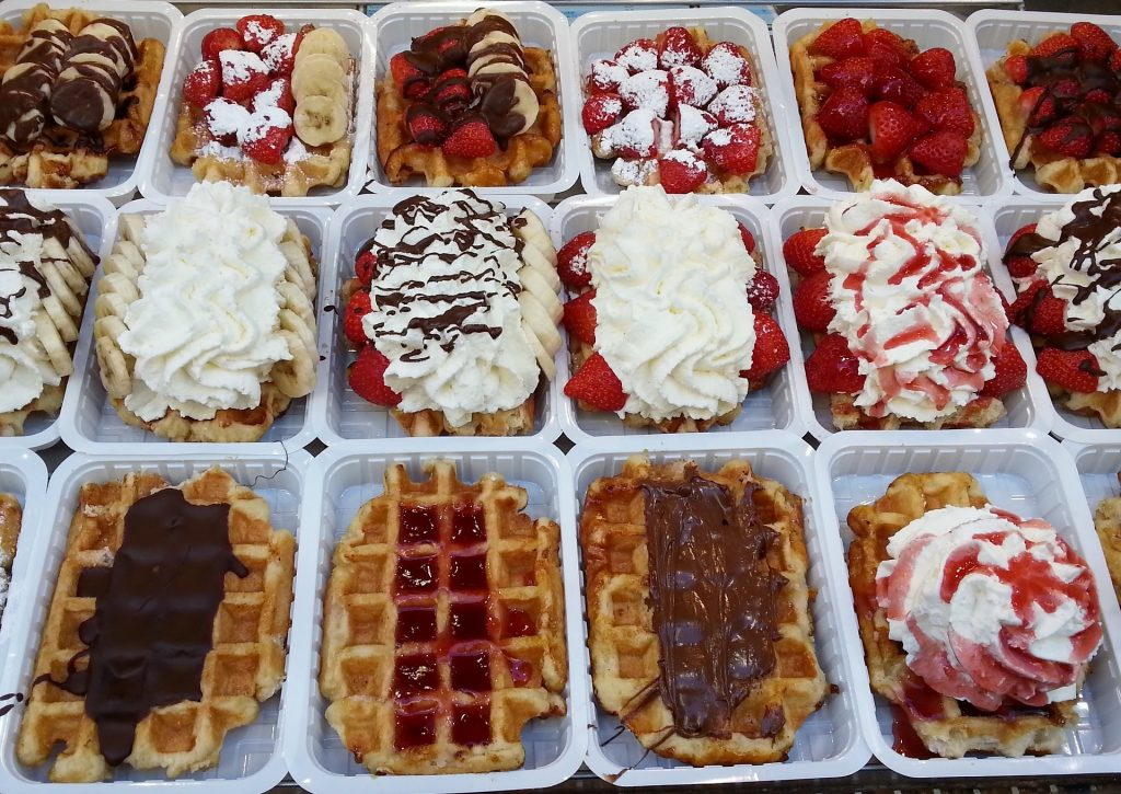 Waffles for Days!