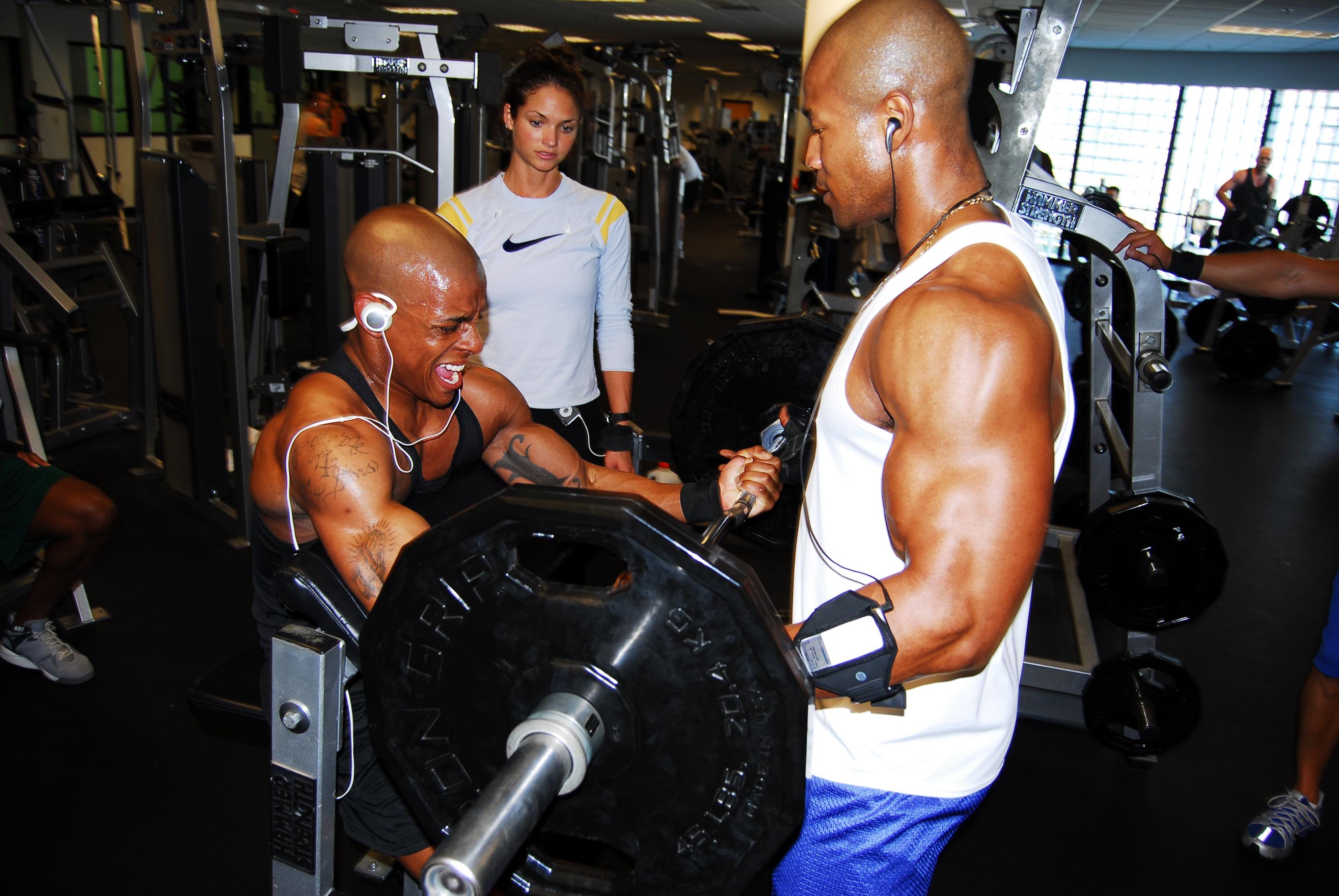 Get a Fitness Partner!