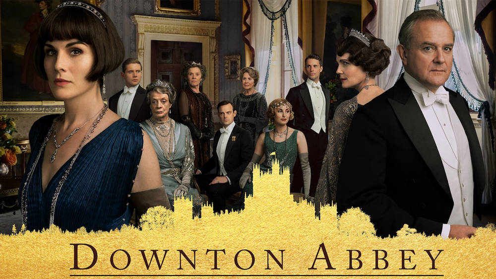 The Downton Abbey Movie is the Movie of the Fortnight through divine right and acclamation.