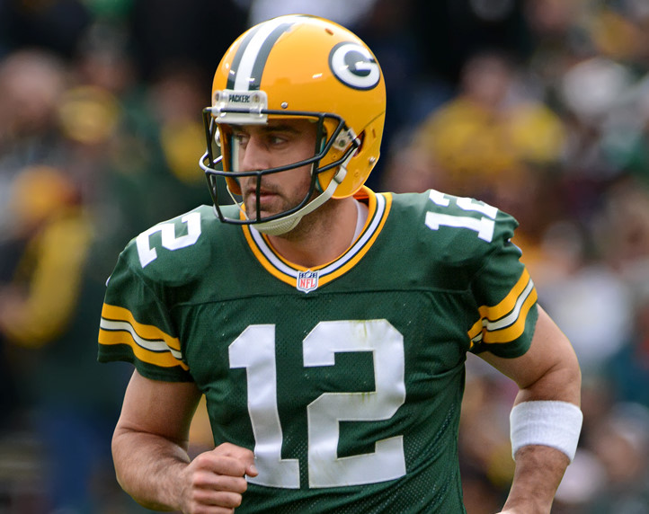 Aaron Rodgers is always a part of the questions facing the teams in the NFC North? Can he get along with his coach?