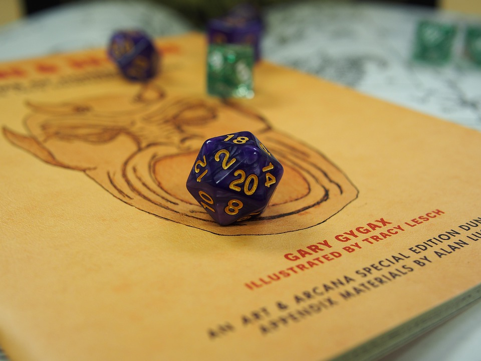 The Saga of Dungeons And Dragons