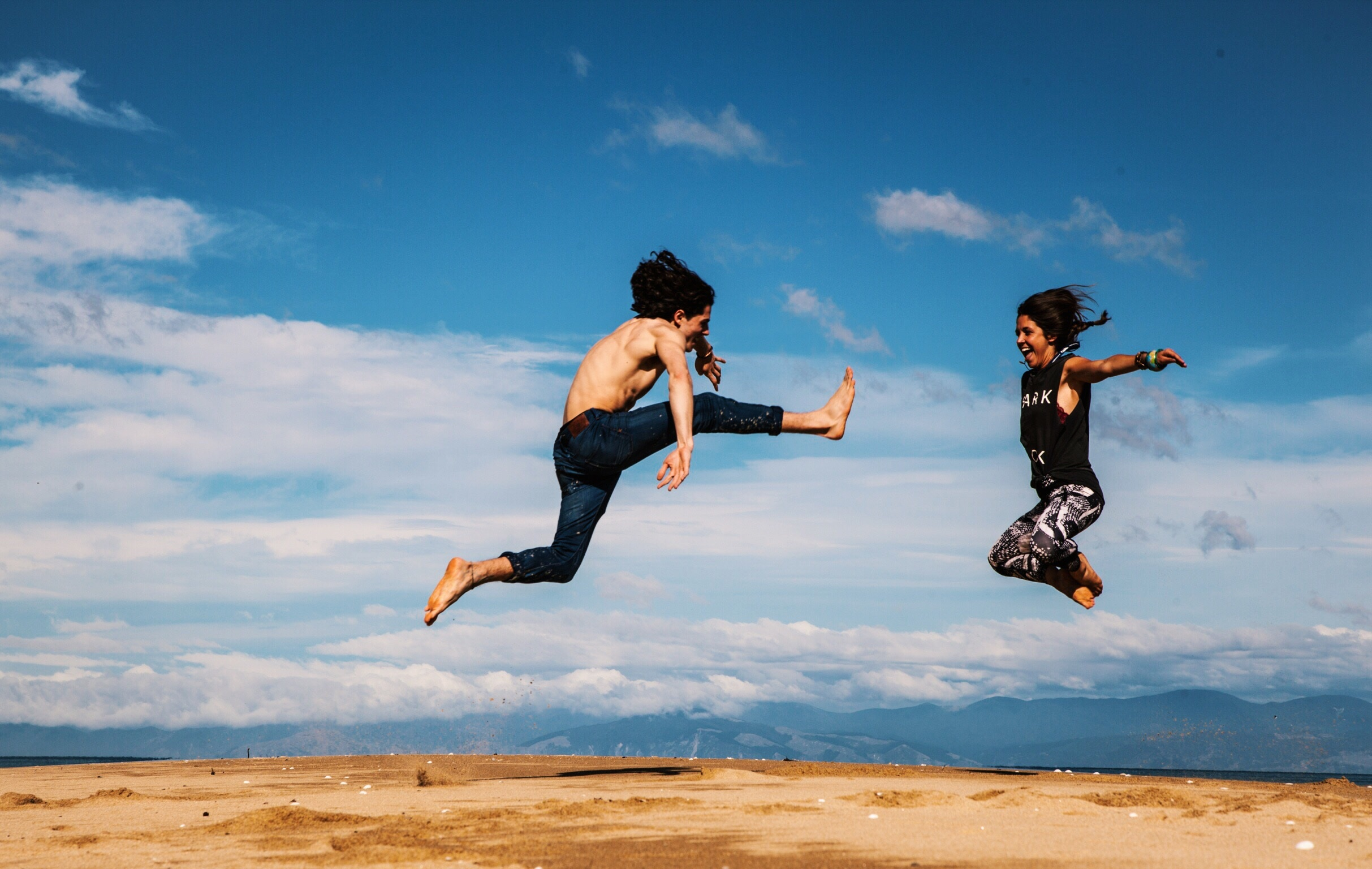 You Will Exercise Better If You Have a Partner