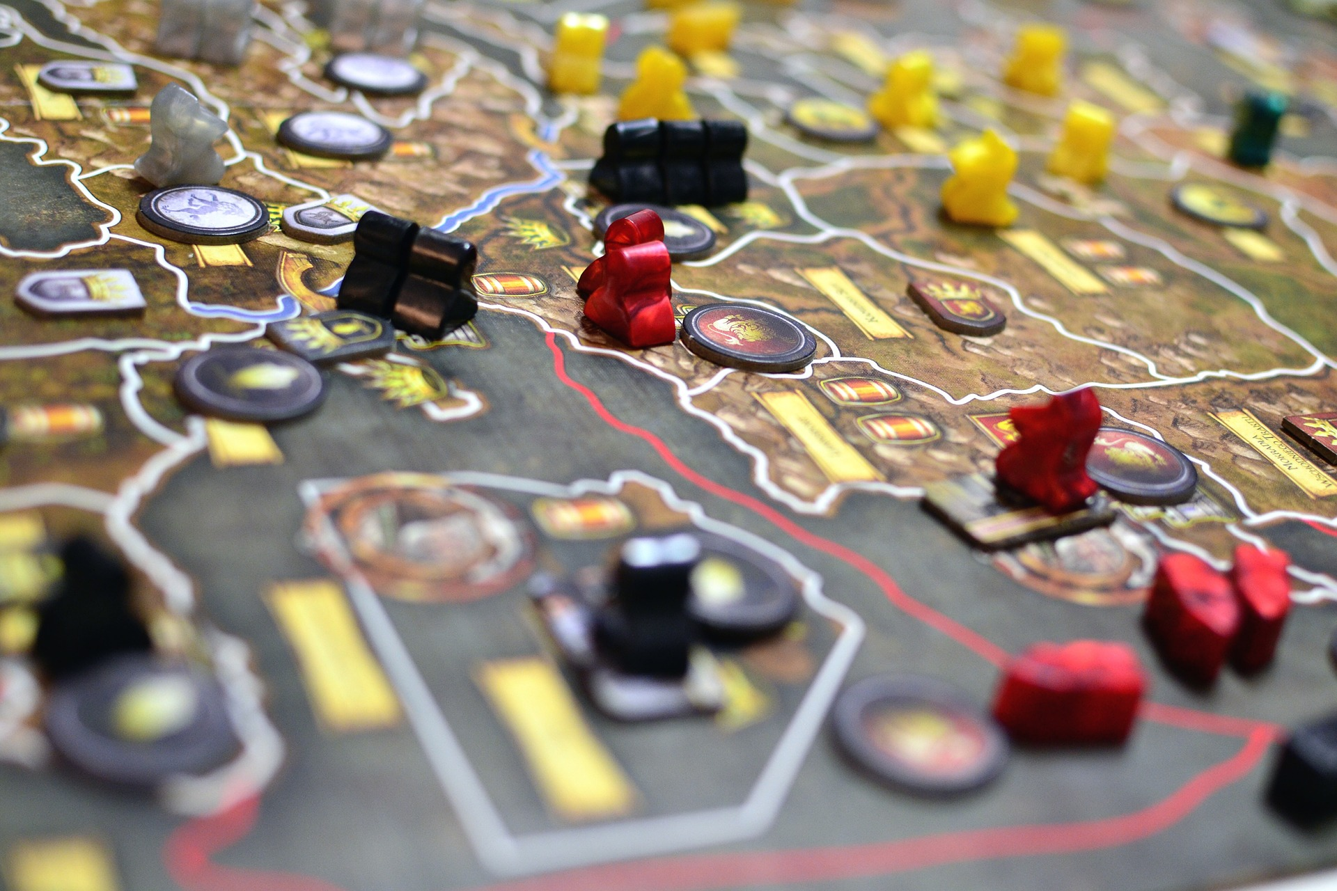 Which Of Gen Con's 2019 Board Games Would You Play?